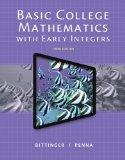 Basic College Mathematics with Early Integers, Plus NEW MyMathLab with Pearson eText -- Acce...
