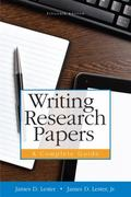 Writing Research Papers: A Complete Guide (paperback) (15th Edition)