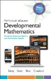 MML eCourse for Tobey/Slater/Blair/Crawford Developmental Math: Pre, Beg Alg, Inter Alg -- A...