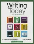 Writing Today, Brief Edition (3rd Edition)