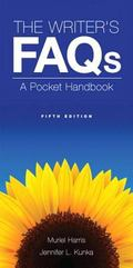 The Writer's FAQs: A Pocket Handbook Plus MyWritingLab -- Access Card Package (5th Edition)