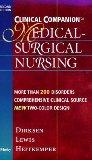 CLINICAL COMPANION TO MEDICAL-SURGICAL NURSING (P)