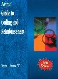Adam's Guide to Coding and Reimbursement, 1998 Update, 1e (Adams' Coding & Reimbursement)