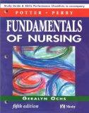 Potter and Perry Fundamentals of Nursing Study Guide, 5th Edition