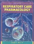 Respiratory Care Pharmacology