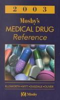 Mosby's 2002-2003 Medical Drug Reference