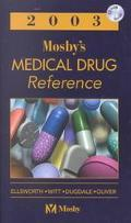 Mosby's Medical Drug Reference 2003 Pda Mini