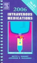 Intravenous Medications-2006