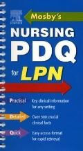 Mosby's Nursing PDQ For LPN Practical Detailed Quick