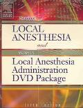 Handbook Of Local Anesthesia Local Anesthesia Administration DVD Package