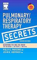 Pulmonary/ Respiratory Therapy Secrets