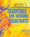 Mosby's Essentials for Nursing Assistants -Text and Workbook Package, 3e