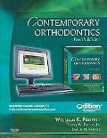 Contemporary Orthodontics E-dition Text With Continually Updated Online Reference