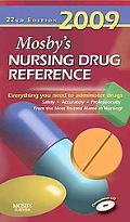 Mosby's 2009 Nursing Drug Reference