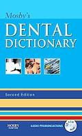 Mosby's Dental Dictionary, 2e