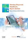 Nursing Diagnosis Handbook - CD-ROM PDA Software Powered by Skyscape