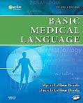 Basic Medical Language, 3e