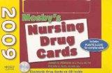 Mosby's 2009 Nursing Drug Cards, 19e
