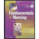 Fundamentals of Nursing - Text, Virtual Clinical Excursions 3.0 and Clinical Companion Package