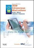 2009 Intravenous Medications-CD-ROM PDA Software