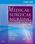 Study Guide for Medical-Surgical Nursing: Assessment and Management of Clinical Problem