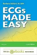 ECGs Made Easy - Book, Pocket Reference, and E-Book Package