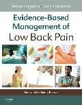 Evidenced-Based Management of Low Back Pain