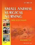 Small Animal Surgical Nursing, 2e