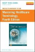 Medical Terminology Online for Mastering Healthcare Terminology (User Guide and Access Code)