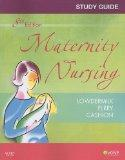 Study Guide for Maternity Nursin