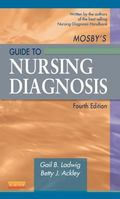 Mosby's Guide to Nursing Diagnosis, 4e