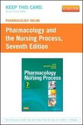 Pharmacology Online for Pharmacology and the Nursing Process (User Guide and Access Code)