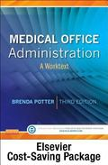 Medical Office Administration Text and Medisoft v18 Demo CD Package: A Worktext, 3e