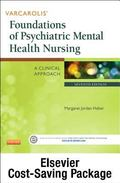 Varcarolis' Foundations of Psychiatric Mental Health Nursing and Elsevier Adaptive Quizzing ...