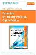 Nursing Skills Online Version 3.0  for Potter Essentials for Nursing Practice (User Guide an...