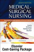 Medical-Surgical Nursing - Single-Volume Text and Study Guide Package: Assessment and Manage...