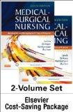 Medical-Surgical Nursing - Two-Volume Text and Study Guide Package: Assessment and Managemen...