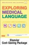 Medical Terminology Online for Exploring Medical Language (Access Code and Textbook Package)...