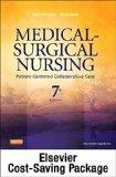 Elsevier Adaptive Learning and Quizzing Package for Medical-Surgical Nursing (Retail Access ...