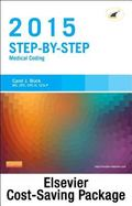 Step-By-Step Medical Coding 2015 Edition - Text and Workbook Package
