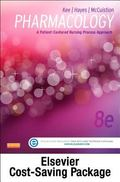 Pharmacology - Text and Elsevier Adaptive Quizzing Package : A Patient-Centered Nursing Proc...