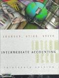 Intermediate Accounting With Fasb 130 & 131 Update