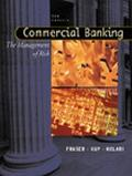 Commercial Banking The Management of Risk