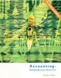 Accounting Managing Business Information