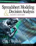 Spreadsheet Modeling and Decision Analysis A Practical Introduction to Management Science