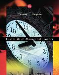 Essentials of Managerial Finance with Infotrac