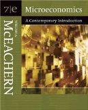 Microeconomics: A Contemporary Introduction (with InfoTrac)