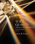 Total Quality Management, Organization and Strategy