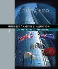 Business Analysis and Valuation With Printed Access Card Thomson Analytics for Accounting an...