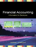 Financial Accounting: Information for Decisions (Available Titles Cengagenow)